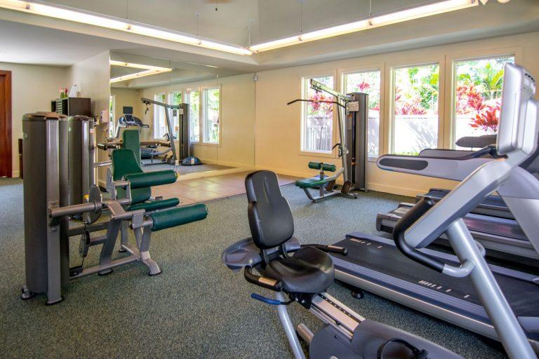Ho'olei Fitness Facility