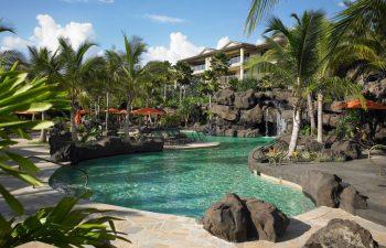 Enjoy the Ho'olei Swimming Pool