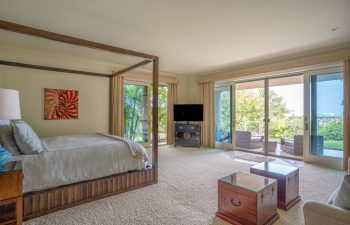 Master Bedroom Includes Large Screen TV